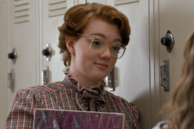 Barb em Stranger Things
